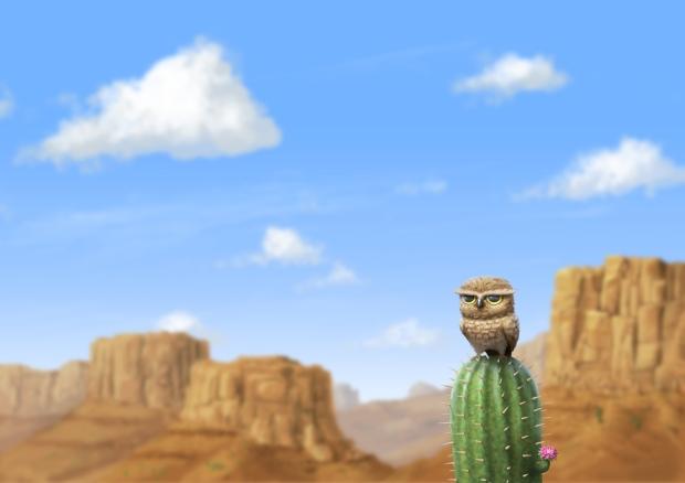 Owls_Birds_Cactuses_439593